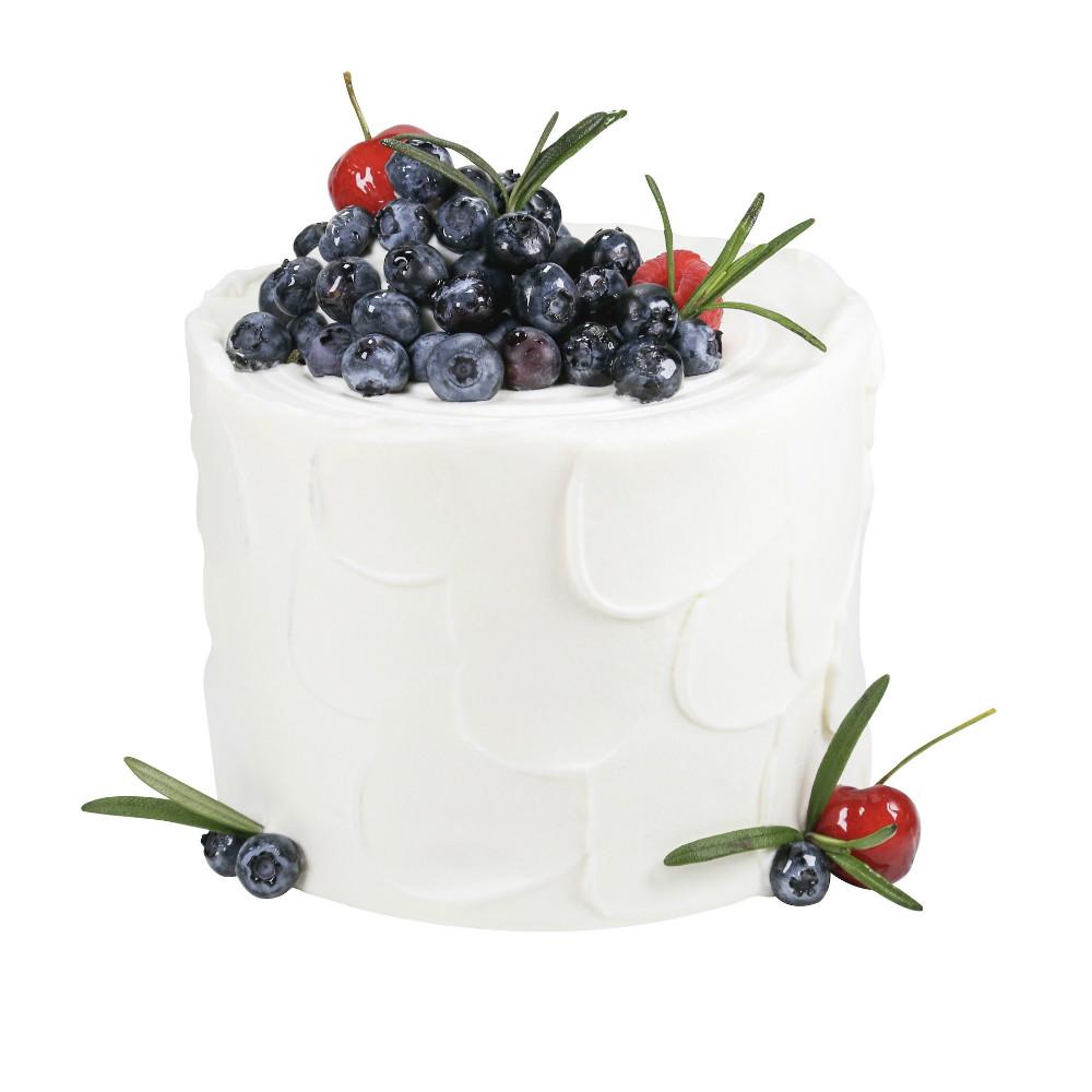 蓝莓果园蛋糕