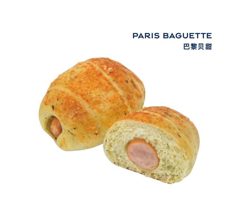 迷你香肠面包