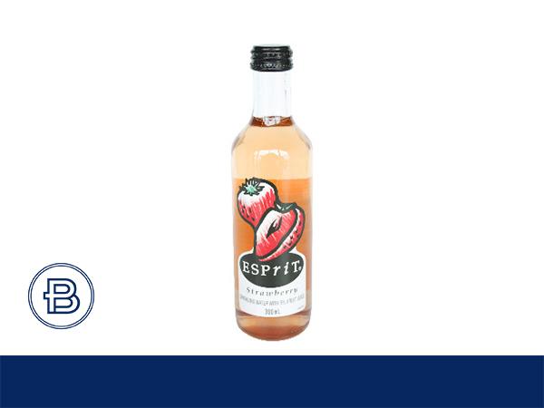 Esprit果汁汽饮(草莓味)