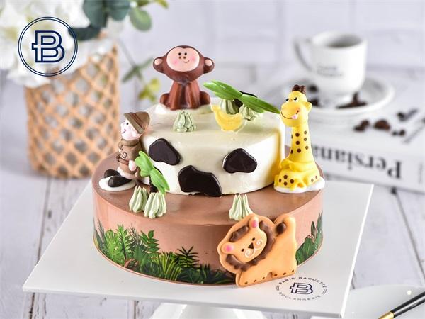 动物园蛋糕