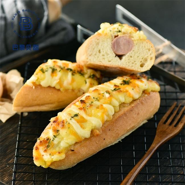 香肠土豆法棍