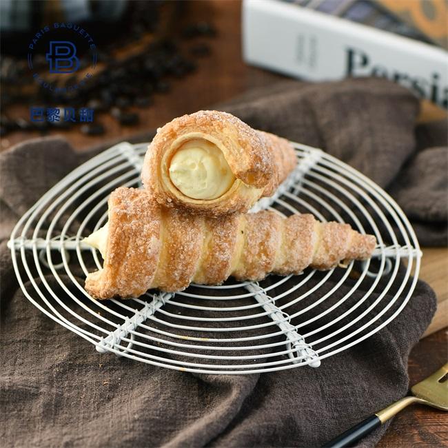 清甜奶油螺角