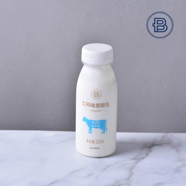 原味风味发酵乳